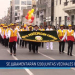 Chiclayo: Se juramentaran 1200 juntas vecinales