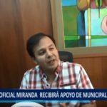 Piura: Sub oficial Miranda recibirá apoyo de Municipalidad Provincial