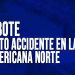 Chimbote: Violento accidente en la Panamericana Norte