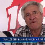 Chiclayo: Alcalde debe bajar de su nube y pisar tierra