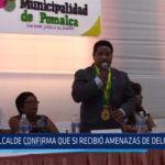 Chiclayo: Alcalde confirma que si recibió amenazas de delincuentes