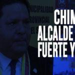Chimbote: Alcalde habla fuerte y claro