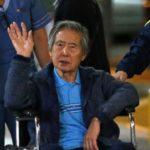 Lima: Alberto Fujimori volverá al penal tras ser dado de alta