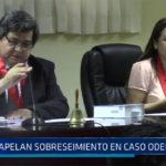 Chiclayo: Apelan sobreseimiento en caso Odebrech