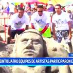 Trujillo: Veinticuatro equipos de artistas participaron en concurso
