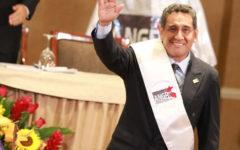 Mesías Guevara es el nuevo presidente de la ANGR