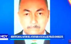 Colombia: Identifican al autor del atentado a escuela de policía en Bogotá