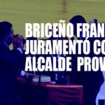 Chimbote: Briceño Franco juramentó como alcalde