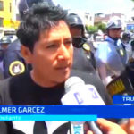 Trujillo: Informales y serenazgo se enfrentan en avenida España