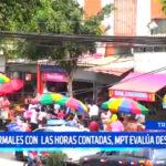 Trujillo: Informales con las horas contadas, MPT evalúa desalojo