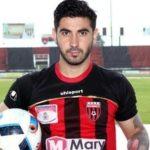 Mannucci: El goleador Tulio Etchemaite se pone la tricolor
