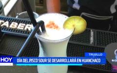 Trujillo: Día del Pisco Sour se desarrollará en Huanchaco