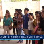 Chiclayo: Esperan la creación de un albergue temporal municipal