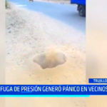 Trujillo: Fuga de gas domiciliario generó pánico a moradores