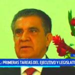 La Libertad: Evaluar primeras tareas del Ejecutivo y Legislativo