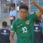 "Sudamericano Sub 20: Jugador boliviano celebró ""nadando"" gol a Chile"