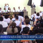 Chiclayo: Juramenta nueva directora en hospital Las Mercedes