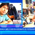 """Capturan a """"Fortachón"""" implicado en el asesinato del fotógrafo Luis Choy"""