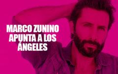 Marco Zunino apunta a la televisión estadounidense