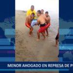 Piura: Hallan cuerpo de menor ahogado en represa