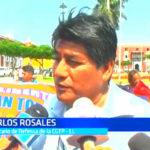 Trujillo: Este martes 15 de enero gremios sindicales se movilizarán