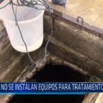 Chiclayo: No se instalan equipos para tratamiento de agua