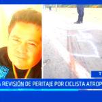 Trujillo: Luis Ramírez pedirá revisión de peritaje por ciclista atropellado