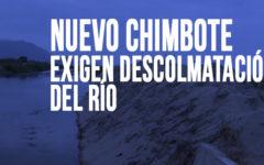 Nuevo Chimbote: Exigen descolmatación del río