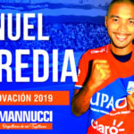Mannucci: Manuel Heredia, sigue siendo tricolor