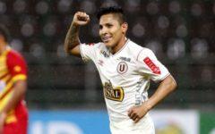 Raúl Ruidíaz volvió a vestir la camiseta crema