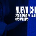 Nuevo Chimbote: 200 robos en la Urbanización Casuarinas