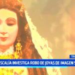 Trujillo: Fiscalía investiga robo de joyas de imagen sagrada