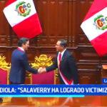 Mendiola: Analiza sobre la renuncia de Daniel Salaverry