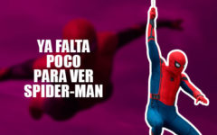 "Mira la escena inédita de ""Spider-Man, Far from Home"" para Latinoamérica."