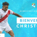 Sporting Cristal: Christofer Gonzales se vestirá de celeste