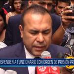 Chiclayo: Suspenden a funcionario con orden de prisión preventiva
