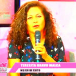 Teresita Bravo en Mujeres de Éxito