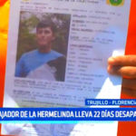 Trujillo: Trabajador de La Hermelinda lleva 22 días desaparecido
