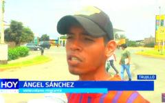 Éxodo venezolano: Esperan llegar caminando a Huánuco