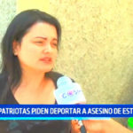 Venezolanos piden deportar a su compatriota por asesinato de estilista Andreé Ycaza