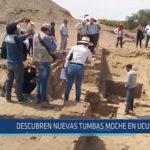 Chiclayo: Descubren nuevas tumbas Moche en Ucupe