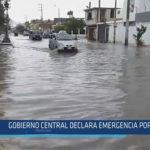 Chiclayo: Gobierno central declara emergencia por 60 días