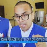 Chiclayo: Solo 6 alcaldes asistieron a capacitación del COER