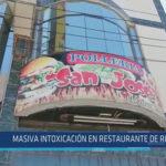 Chiclayo: Masiva intoxicación en restaurante de Reque