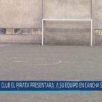 Chiclayo: Club El Pirata presentará a su equipo en cancha sintética