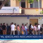 Chiclayo: 7 mil venezolanos indocumentados en Chiclayo