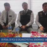 "Chiclayo: En Penal de Picsi se organizó festival denominado ""Monsefu"""