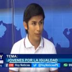 Chiclayo: Jóvenes por la igualdad