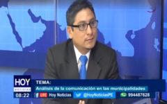 Chiclayo: Análisis de la comunicación en las municipalidades