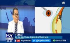 Chiclayo: El glaucoma en nuestro país
